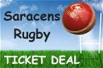 Saracens Rugby Ticket Deal